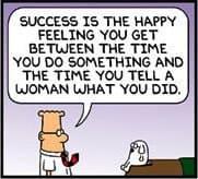Dilbert, humor frame