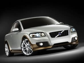 De Volvo C30 concept car