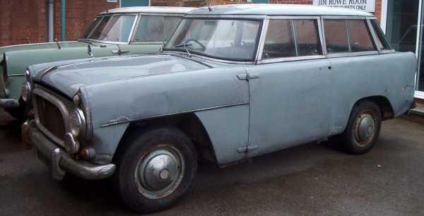 De Road Rover, Series II