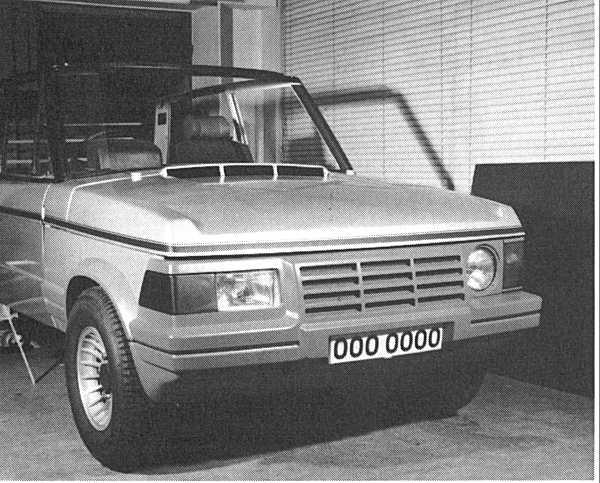 Een prototype van de jaren 80