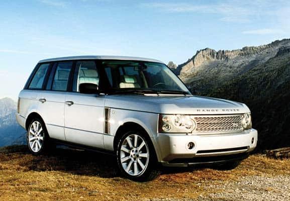 De nieuwe Range Rover