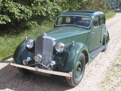 Rover P2
