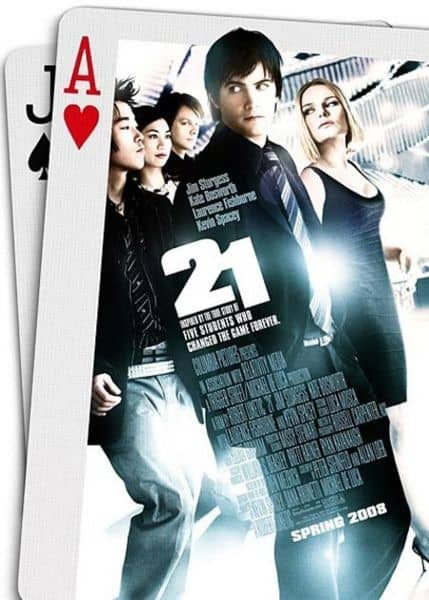 Poster van 21, the movie