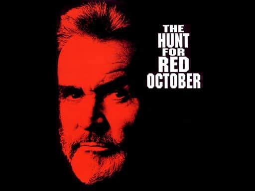 Plaatje van the Hunt for Red October