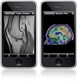 iPhone medic Application