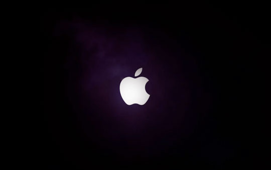 Paarse Apple