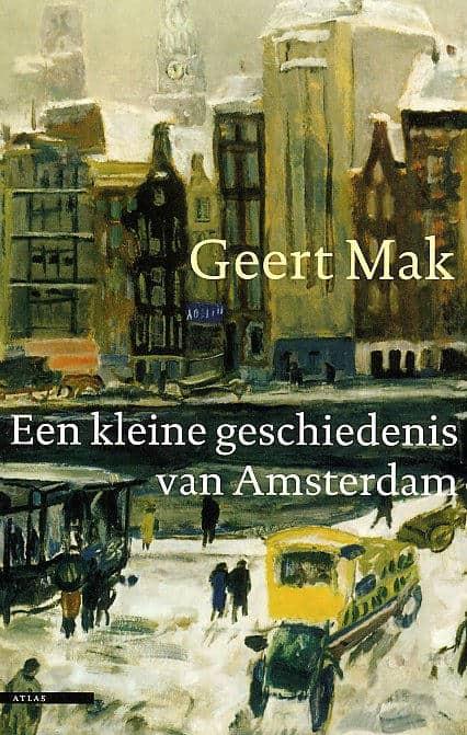 Geert Mak Kleine geschiedenis