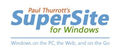Paul Thurrott's SuperSite for Windows