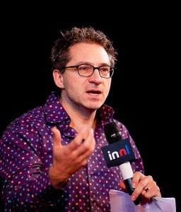 Frénk van der Linden, gespreksleider