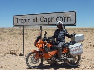 Swakopmund in Namibië