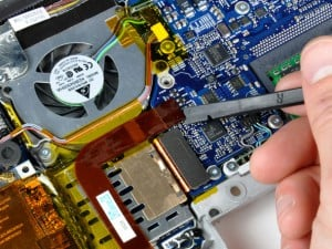 Hard disk van mijn MacBook