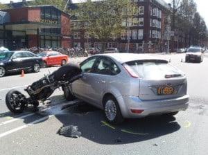 Motorongeval