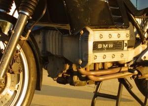 BMW K100 motor