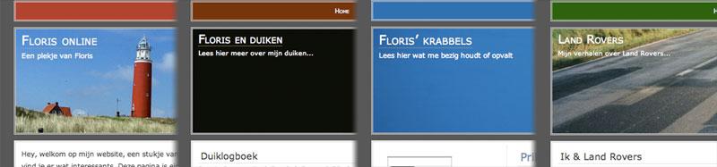 Floris' Sites