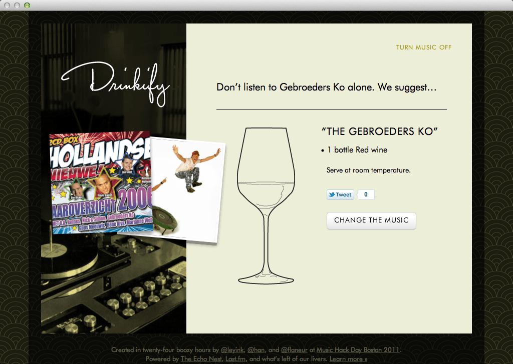 Drinkify - Gebroeders Ko (20111121)