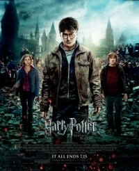 Harry Potter & the deadly hallows part 2
