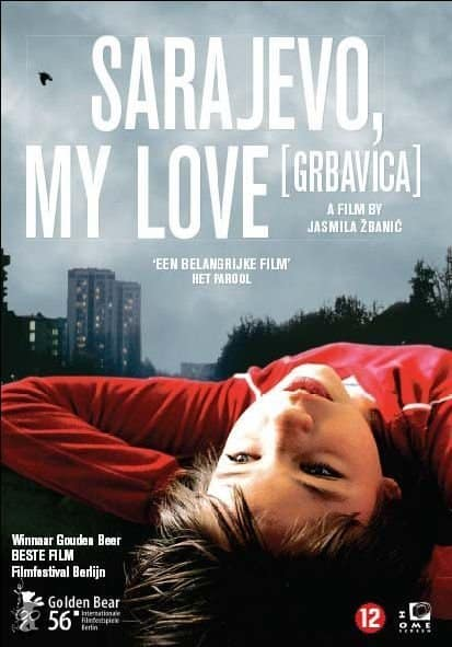 Grbavica of Sarajevo my love