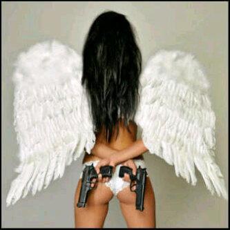 Angel with a twist