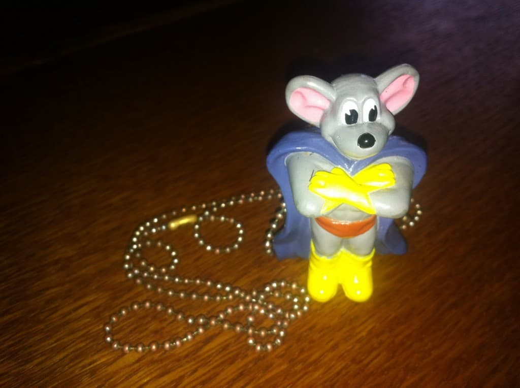 LL2012 - Mighty Mouse ketting