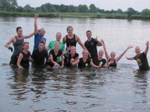 10 weeks to mudmaster 2012, BCC NHN