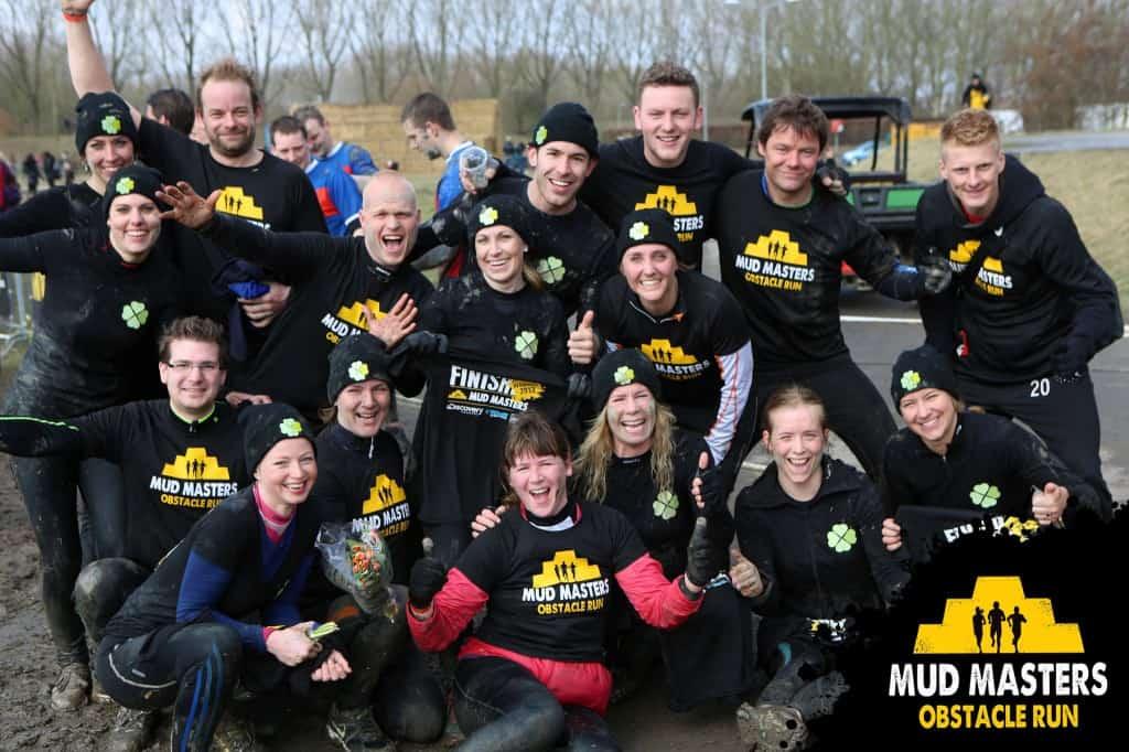 Mud Masters Team 2013A