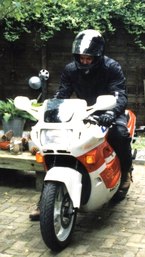 Honda-CBR600F