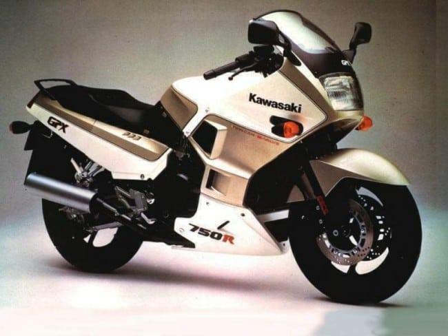 Kawasaki-GPX750R