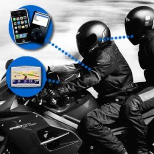 Communicatie op de motor