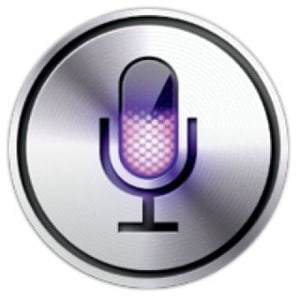 Siri op de iPhone