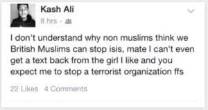 Tweet, Kash Ali