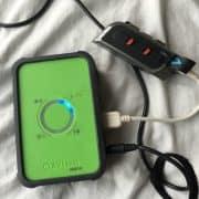 Waka Waka met mijn headset