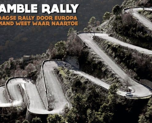 Ramble Rally