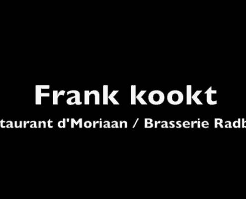 Frank kookt