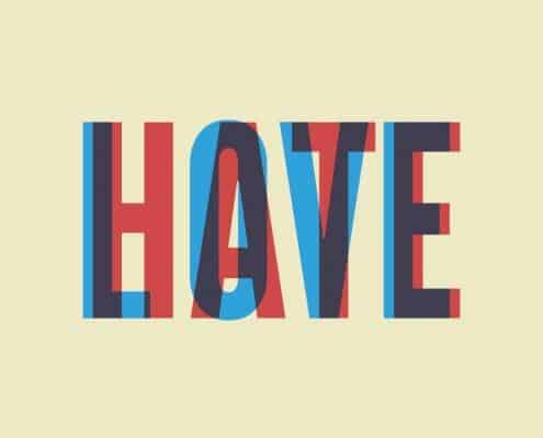 haat liefde