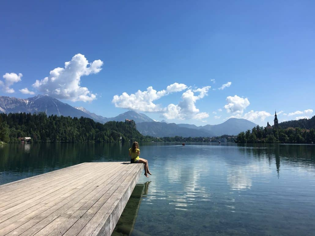 Lake Bled (Blejsko Jezero)