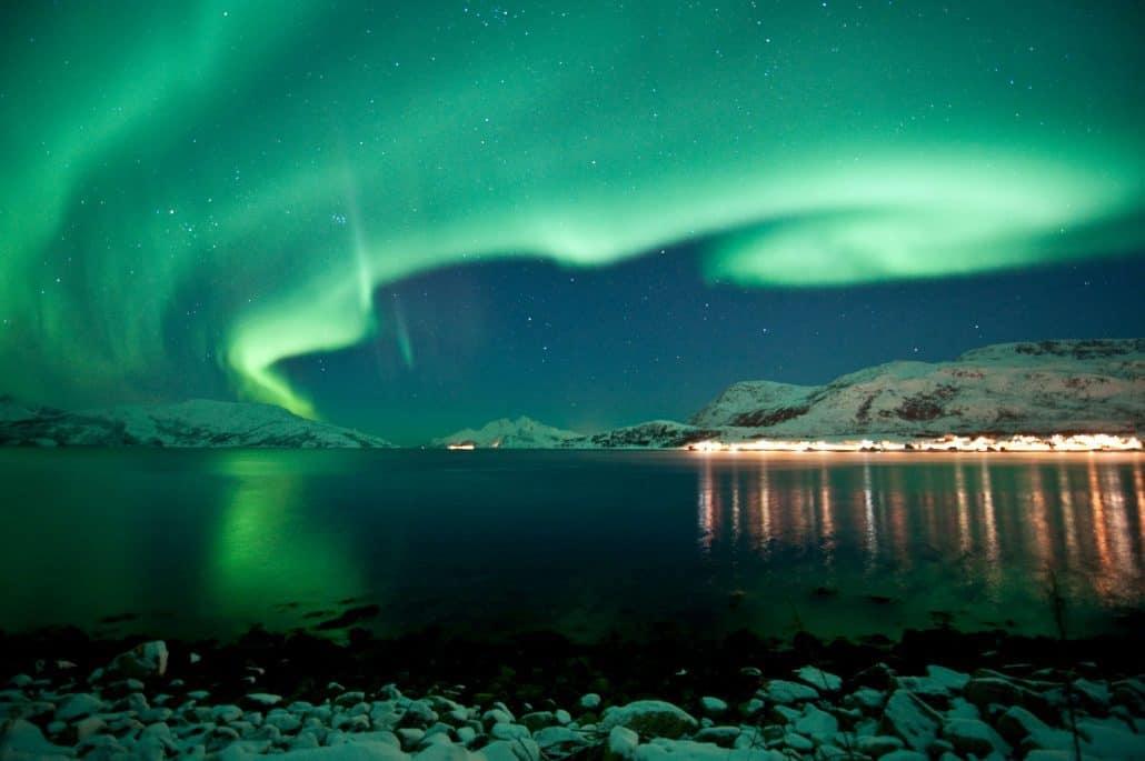 Northern Lights, Skullsfjord