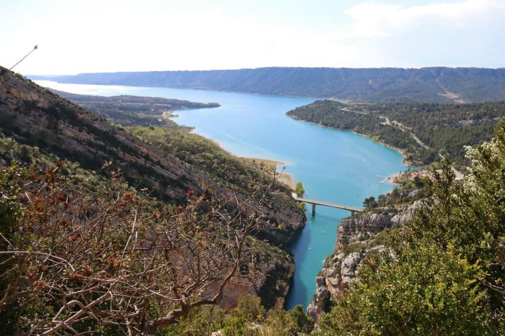 Gorges du Verdon & Lac de Ste Croix